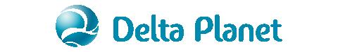 Delta Planet Mall logo